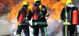 حرفه آتش نشانی و خطرات آن