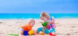 رعایت نکات ایمنی هنگام بازی کودکان