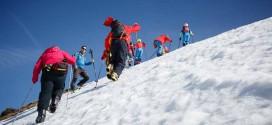 اصول ایمنی در کوهنوردی