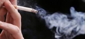 آتش سوزی با سیگار