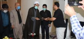 دیدار با خانواده شهدای آتش نشان بمناسبت فرا رسیدن ۷ مهر (روز آتش نشان)