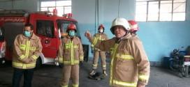 تشکیل کلاس تئو ری و عملی اطفائ حریق در ساختمانهای بلند مرتبه (H5)